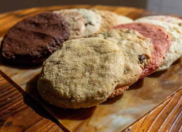 1/2 Dozen Assorted Nut-Free Cookies