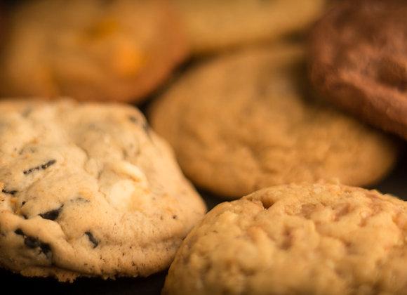1 Dozen Mixed Vegan Cookies