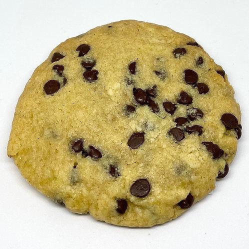 1/2 Dozen Vegan & Gluten Free Chocolate Chip Cookies