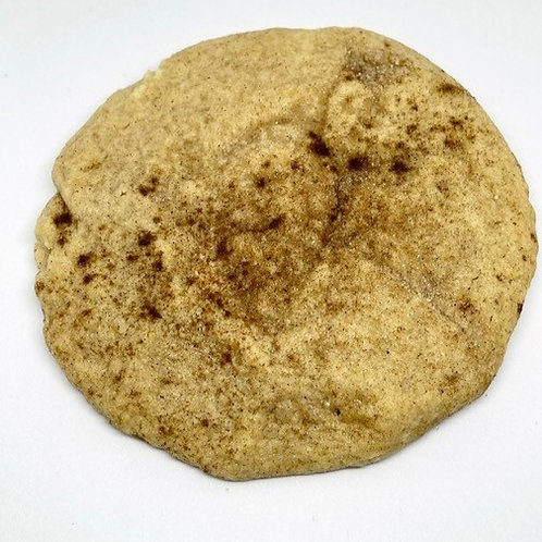 1/2 Dozen White Chocolate Snickerdoodle Cookies