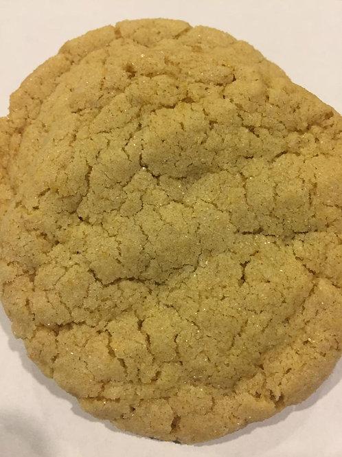 Vegan Banana Cookies