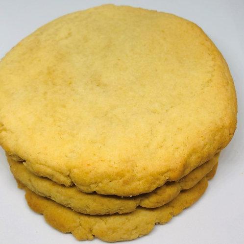 4 Pack of Banana Cream Cookies