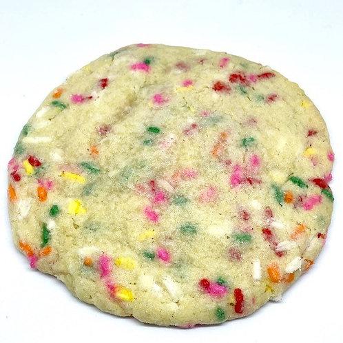 1/2 Dozen Confetti Cookies
