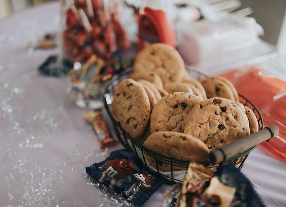 Cookie Of The Month Club (3 Month Subscription)