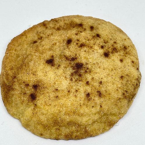 1/2 Dozen Vegan & Gluten Free Snickerdoodle Cookies