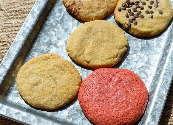 1/2 Dozen Assorted Vegan & Gluten Free  Cookies