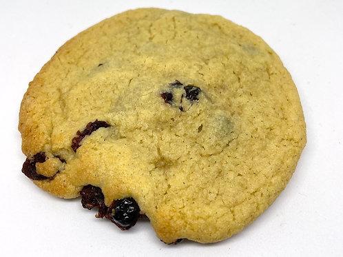 1/2 Dozen Vegan/Gluten Free Cranberry Orange Cookies
