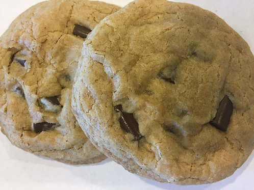 3 Pack of Vegan & Gluten Free Chocolate Chip Cookies