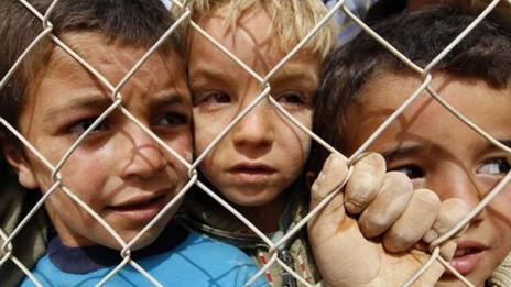 المترجم وأزمة اللجوء