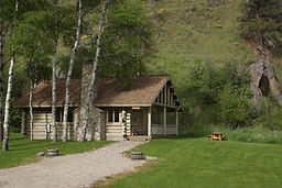 Aspen Cabin at Rye Creek Lodge