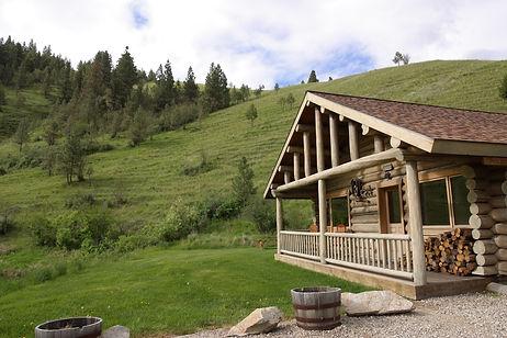 Ponderosa Cabin at Rye Creek Lodge