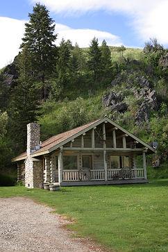 Granite Cabin at Rye Creek Lodge