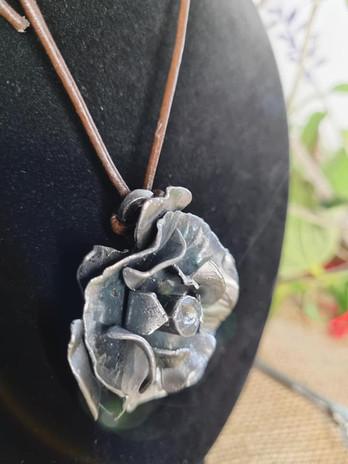 Wrought iron jewellery