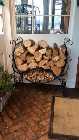 Original wood holder