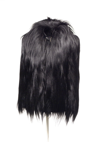 Colobus Monkey Fur Coat, American, c. 1940