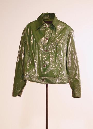 Plastic Raincoat, 1973