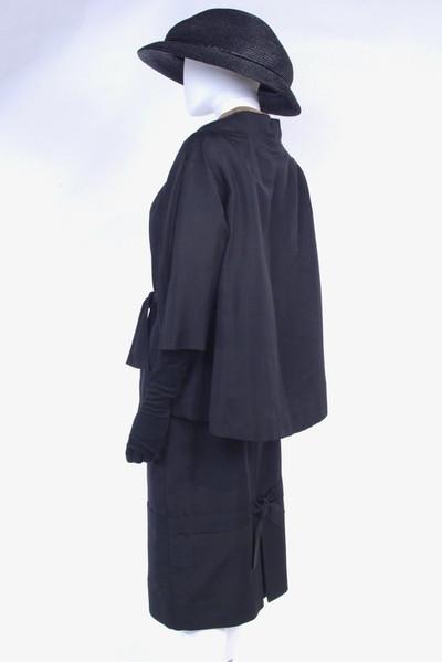 Black Silk Suit, 1958