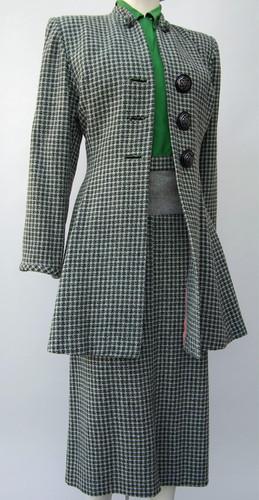 Fall 1947 fashions