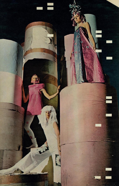 Expo 67: Canadian Pulp and Paper Pavilion