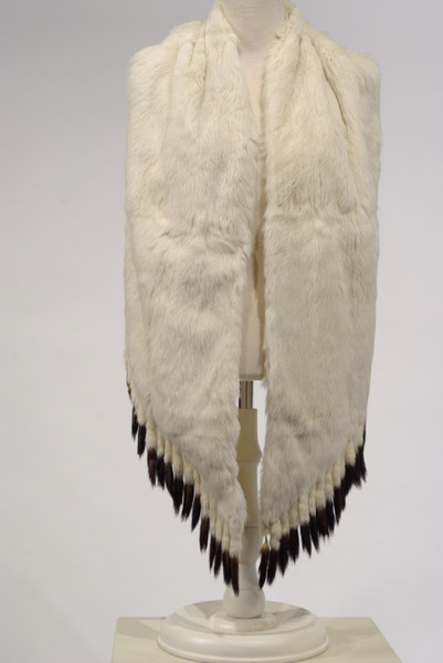 Ermine Stole, Canadian, 1910s