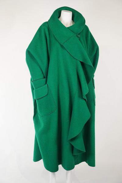 Green Wool Coat, 1986