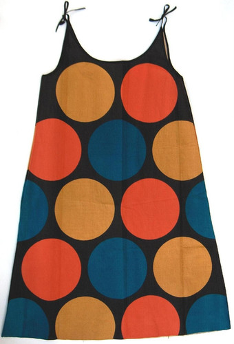 Paper Dress, Mars of Asheville Co., 1966