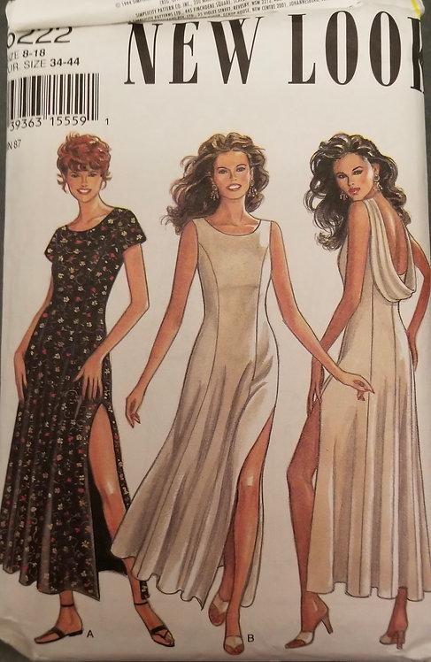 1997 New Look pattern #6222