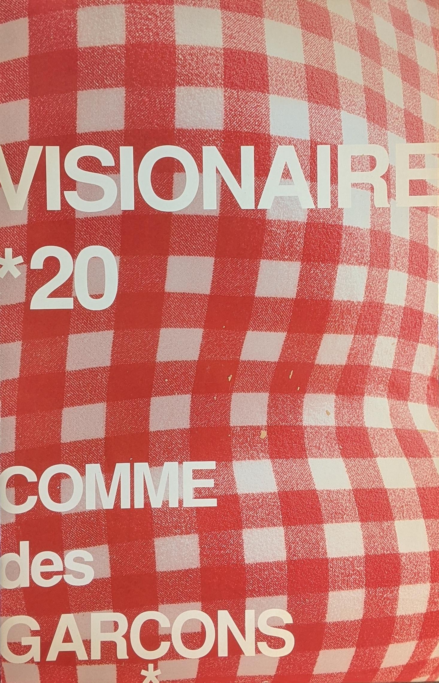 Visionaire 20 magazine, Comme des Garcon.jpg