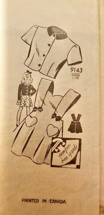 1944 Miriam Martin Pattern