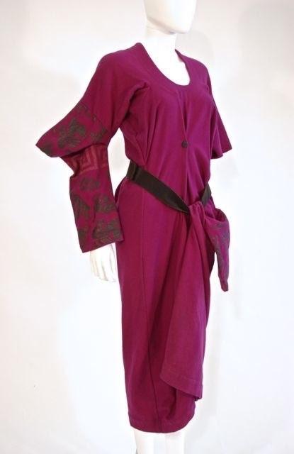 Dress by Vivienne Westwood, England, 1983