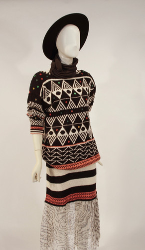 Sweater Dress, by Marika Contompasis, American, mid 1980s