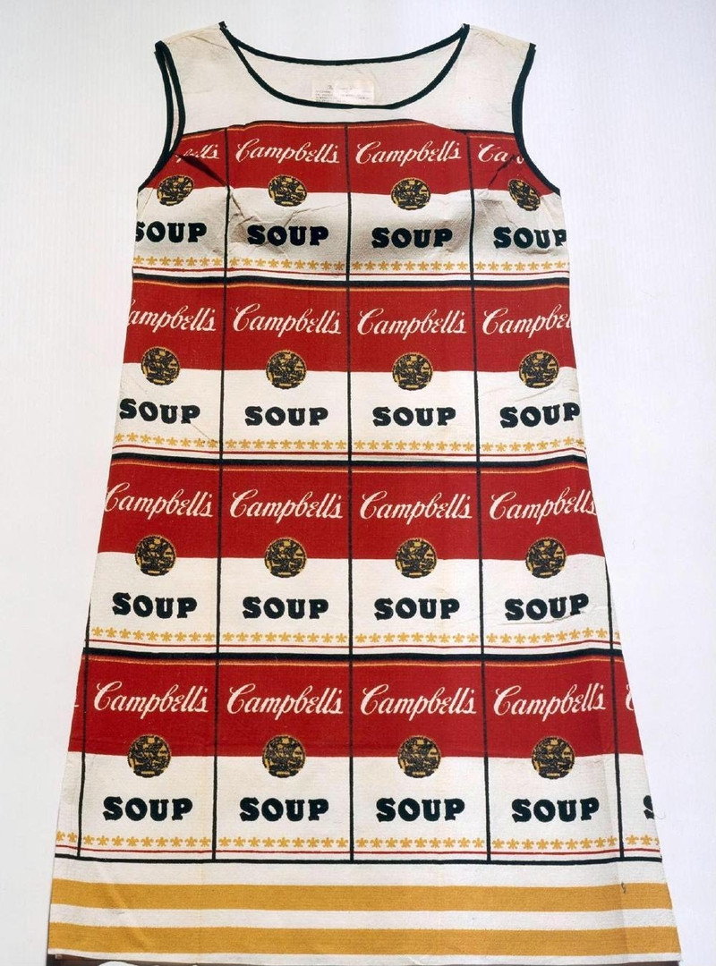 "Campbell's ""Souper"" Dress, American, 1967"