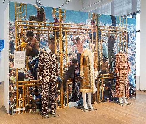 Hippy garments for DX Toronto Politics o