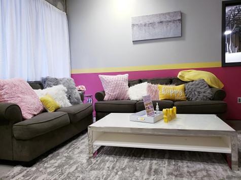 Parent & Athlete Lounge