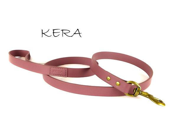 Kera Greyhound Lead - Dusky Pink