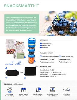 SnackSmart Kit