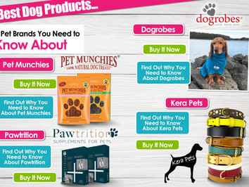 Read what K9 Magazine had to say about our products!