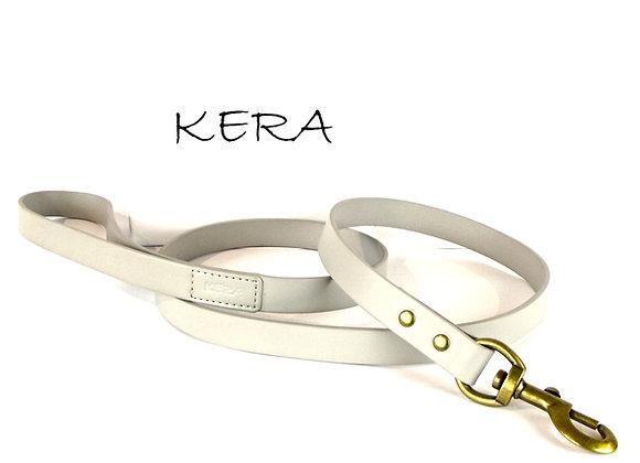 Kera Greyhound Lead - Light Grey