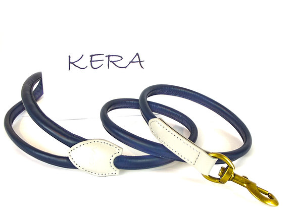Kera Rolled Leather Lead
