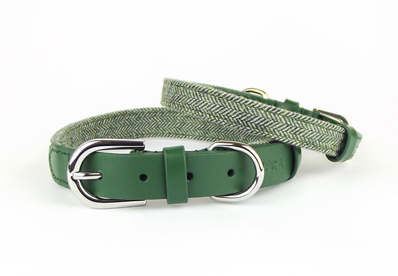 Kera Tweed - Green