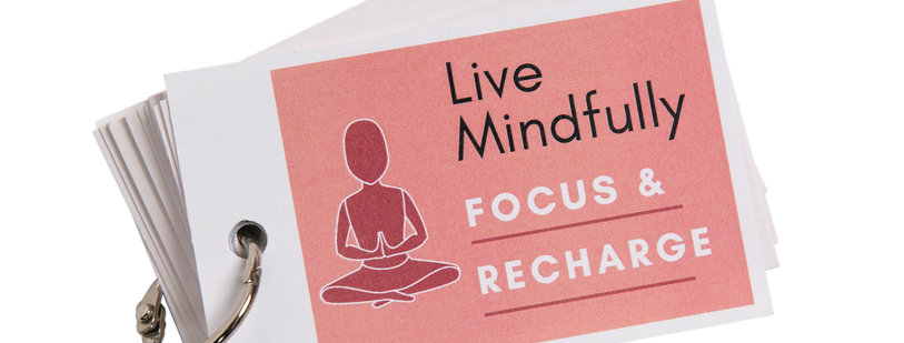 Live Mindfully Cards