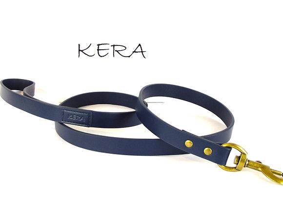 Kera Greyhound Lead -Midnight Blue