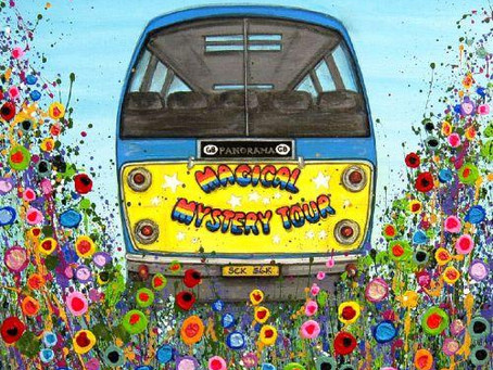 MAGICAL MYSTERY TOUR: JUNE 15