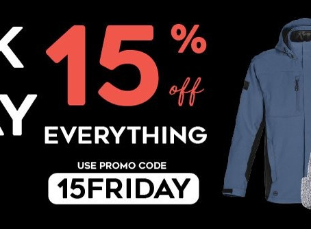 15% OFF CLUB STORE