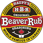 haupys beaver rub logo