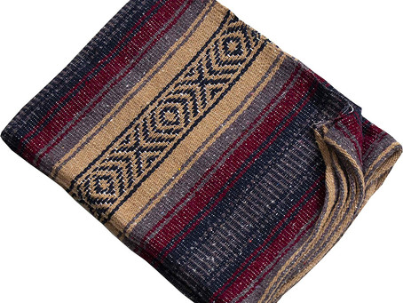 Threads West Mexican Falsa Blanket Review