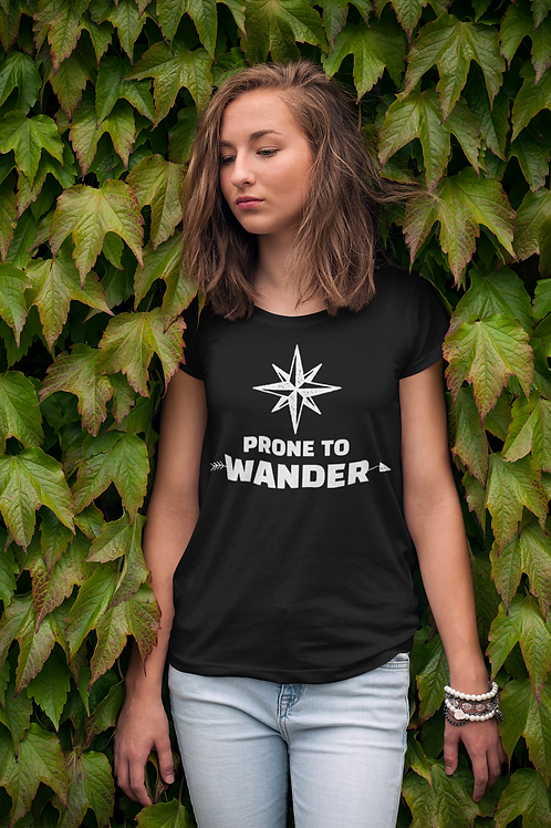 Prone to Wander Unisex T-Shirt