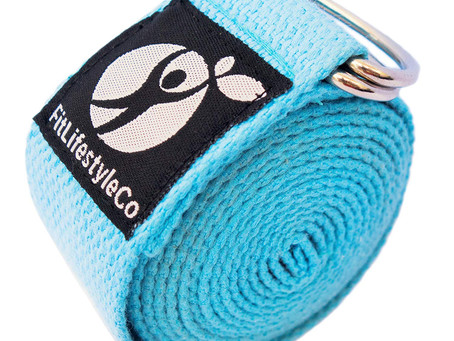 FitLifestyle Co Yoga Strap Review
