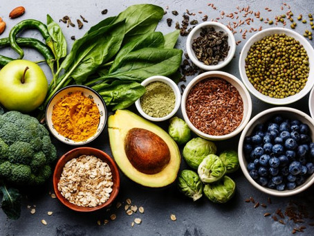10 Best Foods for Yoga