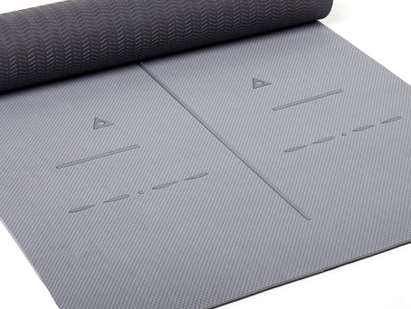 Heathyoga Textured Yoga Mat Review
